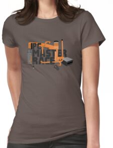 PC MASTER RACE - LOGO Womens Fitted T-Shirt