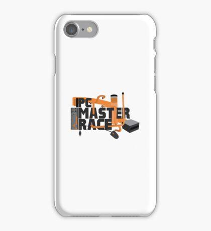 PC MASTER RACE - LOGO iPhone Case/Skin