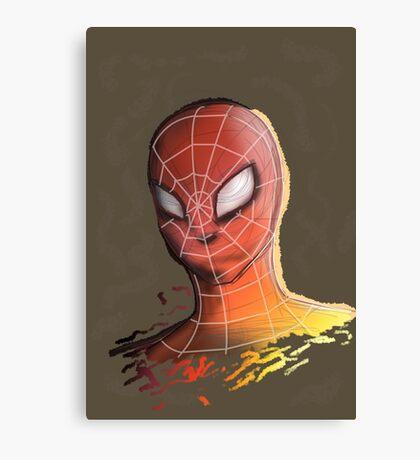 Spider Guy Canvas Print
