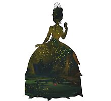 Princess and the Frog Photographic Print