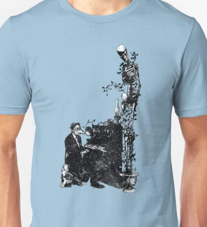 Plague Pianist Unisex T-Shirt