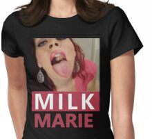Call Her Milk Marie Womens Fitted T-Shirt