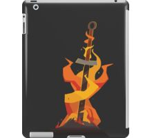 The Coiled Sword iPad Case/Skin