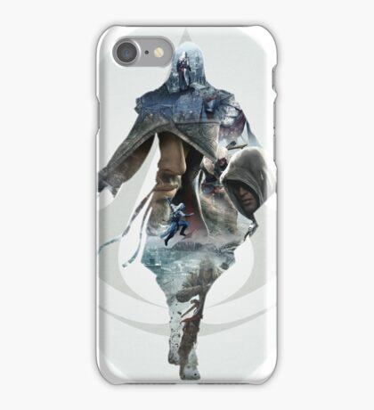 Assassins Creed - Photomanipulation iPhone Case/Skin