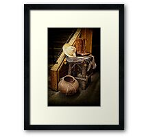 The Story of the Southwest Framed Print