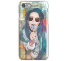 Halsey. Lollipop iPhone Case/Skin