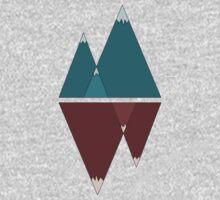 Peaks by Maurece