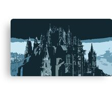 Cathedral of Ancient Lords Canvas Print