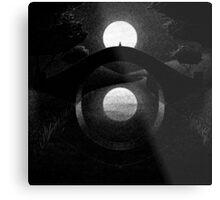 Drawlloween 2014: Eye Metal Print