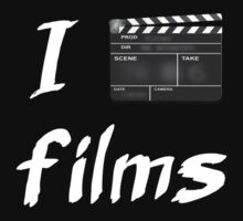 I (slate) films by ted-hogeman
