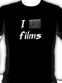 I (slate) films T-Shirt