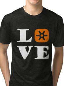 LOVE UNIFIED Tri-blend T-Shirt
