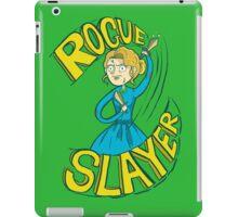 Rogue Slayer iPad Case/Skin