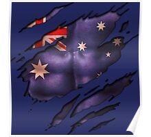 Australia Day | Show your Colours! Poster