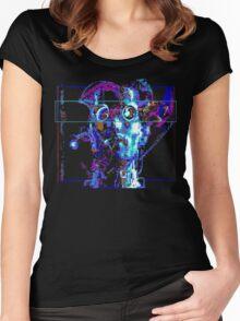 Neuromancer Women's Fitted Scoop T-Shirt