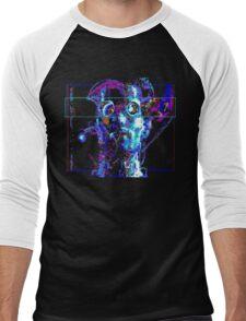 Neuromancer Men's Baseball ¾ T-Shirt