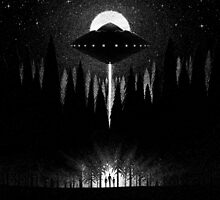 Drawlloween 2014: Alien by brianluong