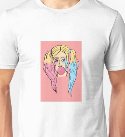 Bubble Gum Unisex T-Shirt