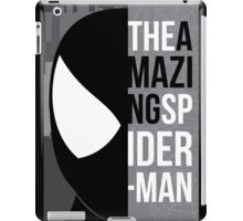 Paint It Black iPad Case/Skin