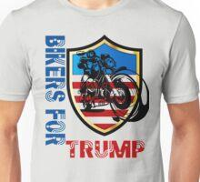 Bikers for Trump t shirt Unisex T-Shirt