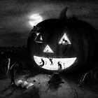 Drawlloween 2013: Pumpkin by brianluong