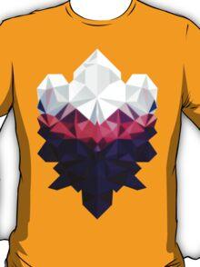 Crystal Golem Heart T-Shirt