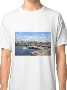 Peggy's Cove, Nova Scotia Classic T-Shirt