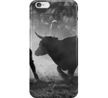 Caught Unawares iPhone Case/Skin