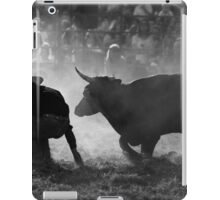 Caught Unawares iPad Case/Skin