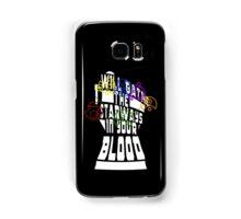 Infinity Gauntlet/Doctor Who Samsung Galaxy Case/Skin