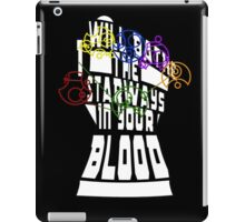 Infinity Gauntlet/Doctor Who iPad Case/Skin