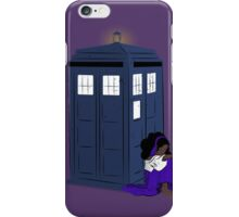 The Gypsy Who Waited  iPhone Case/Skin