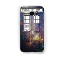 Galaxy TARDIS Samsung Galaxy Case/Skin