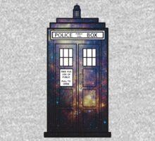 Galaxy TARDIS Kids Clothes