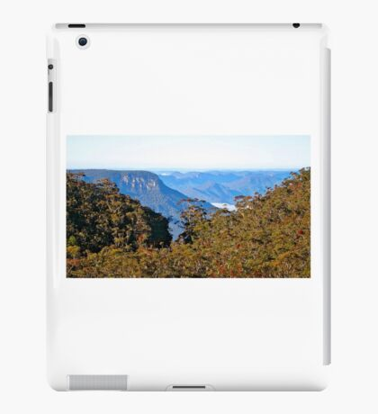 Hidden Valley, Blue Mountains iPad Case/Skin