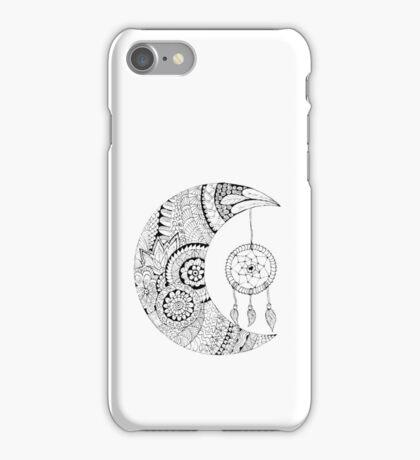 Luna Atrapasueños  iPhone Case/Skin