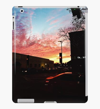 The Sky is Painting iPad Case/Skin