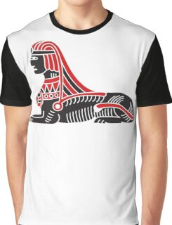 sphinx   Graphic T-Shirt