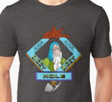 Diggy Diggy Hole on Lonely Mountain Unisex T-Shirt
