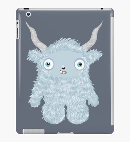 Yeti Monster iPad Case/Skin