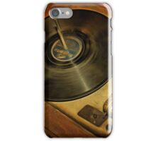 Put Your Records On iPhone Case/Skin