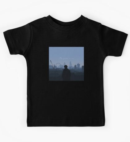The Game Is On (Sherlock) Kids Tee