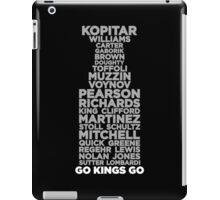2014 Cup (Dark) iPad Case/Skin