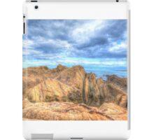 Moody Beach iPad Case/Skin