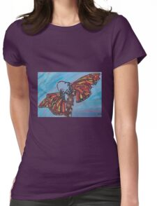 Monarchs Womens Fitted T-Shirt