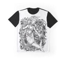 SHARKMAID Graphic T-Shirt