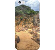 Moody Beach iPhone Case/Skin