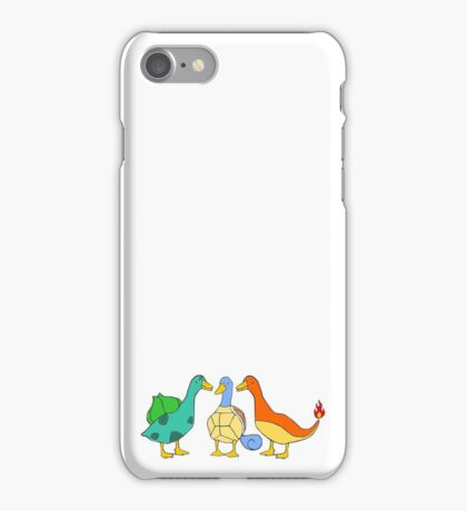 The Starters iPhone Case/Skin