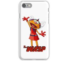 Zoe the Wasp iPhone Case/Skin