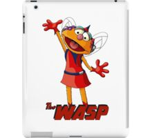 Zoe the Wasp iPad Case/Skin